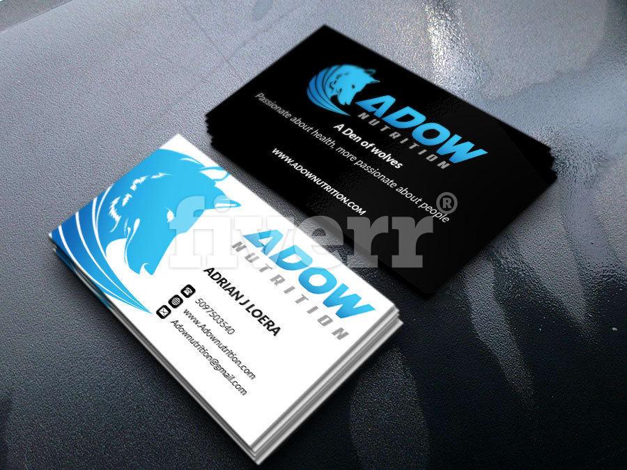 Create 3 different business card design by Leeli_lk