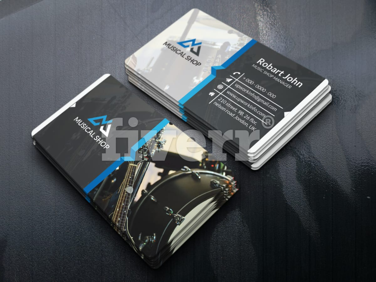 Design amazing double sided business card by minhazulabadin colourmoves