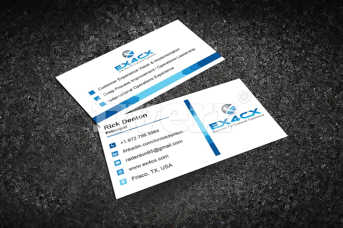 Create inspired business cards design by weby100 reheart Images