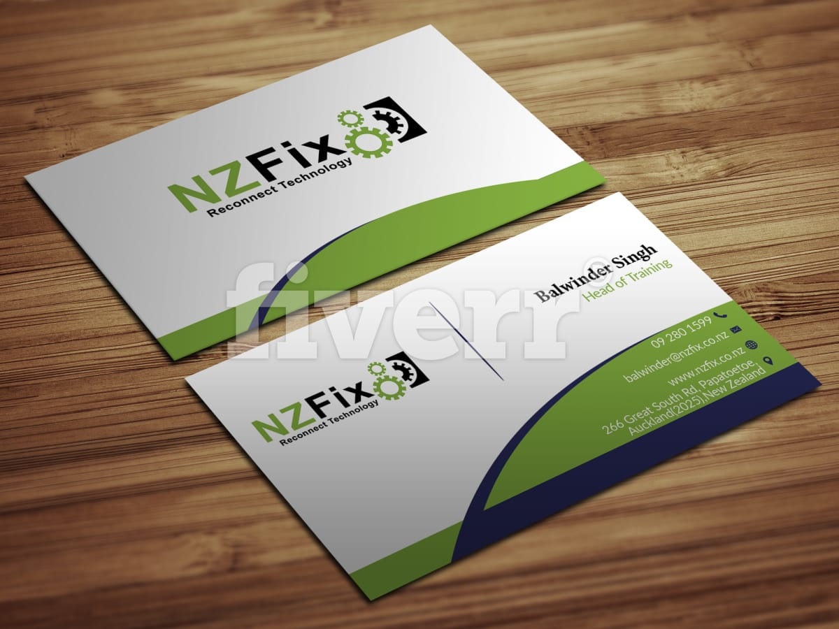 Design outstanding business card for you by robineyasin reheart Choice Image