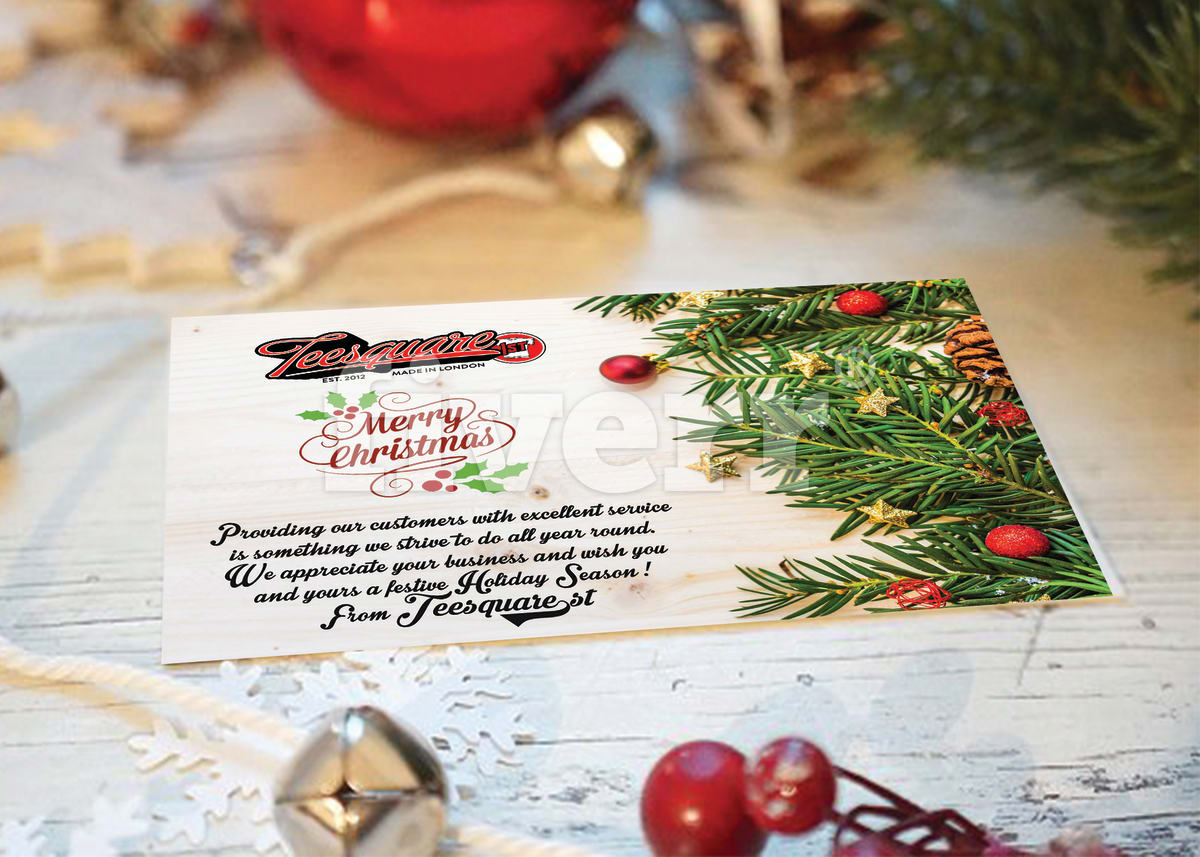 Design a magic christmas card by ir1graphics reheart Gallery