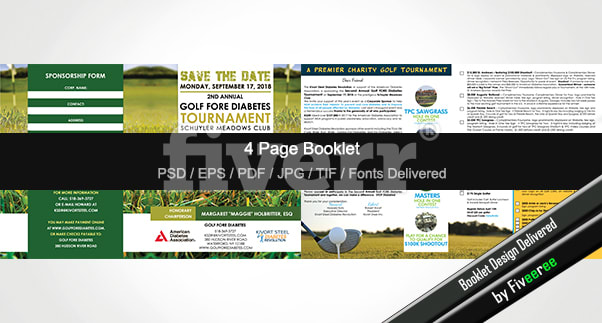 design a modern professional flyer by fiveeree