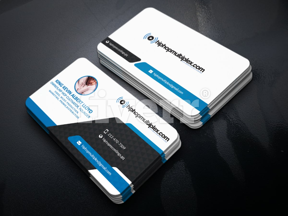 design your unique and professional business card
