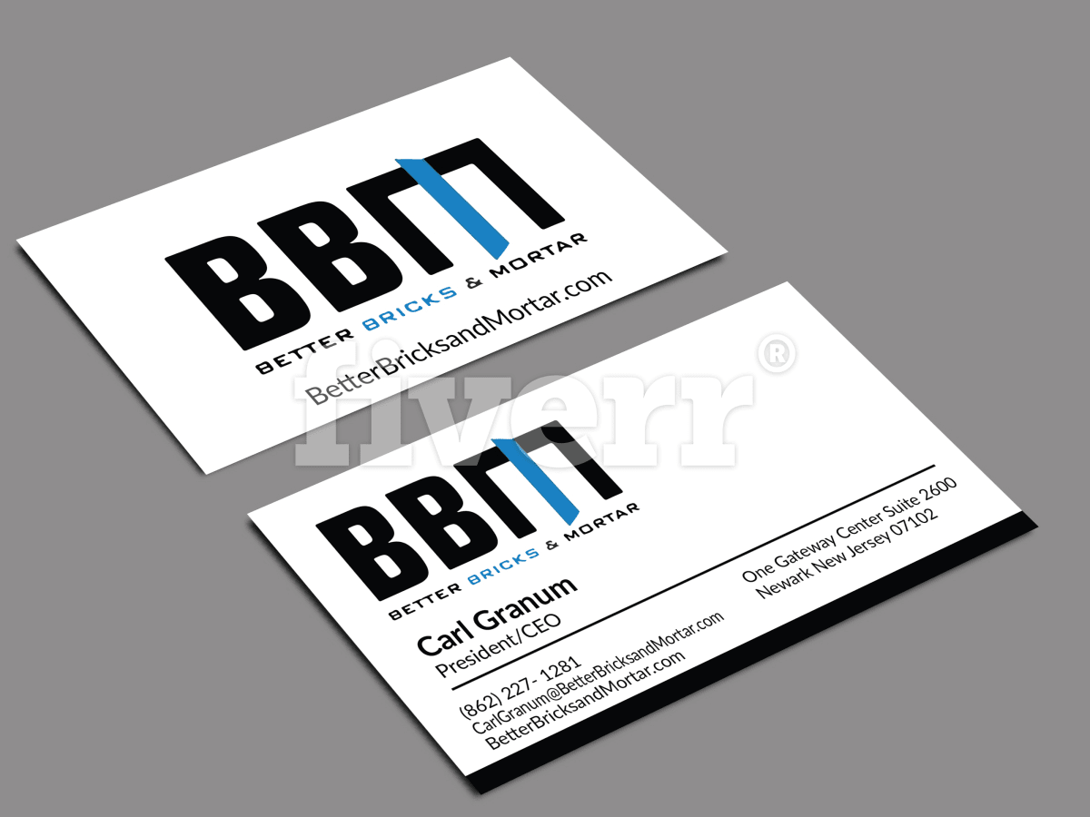 Awesome business card design superfast by nayanhasan481 reheart Image collections