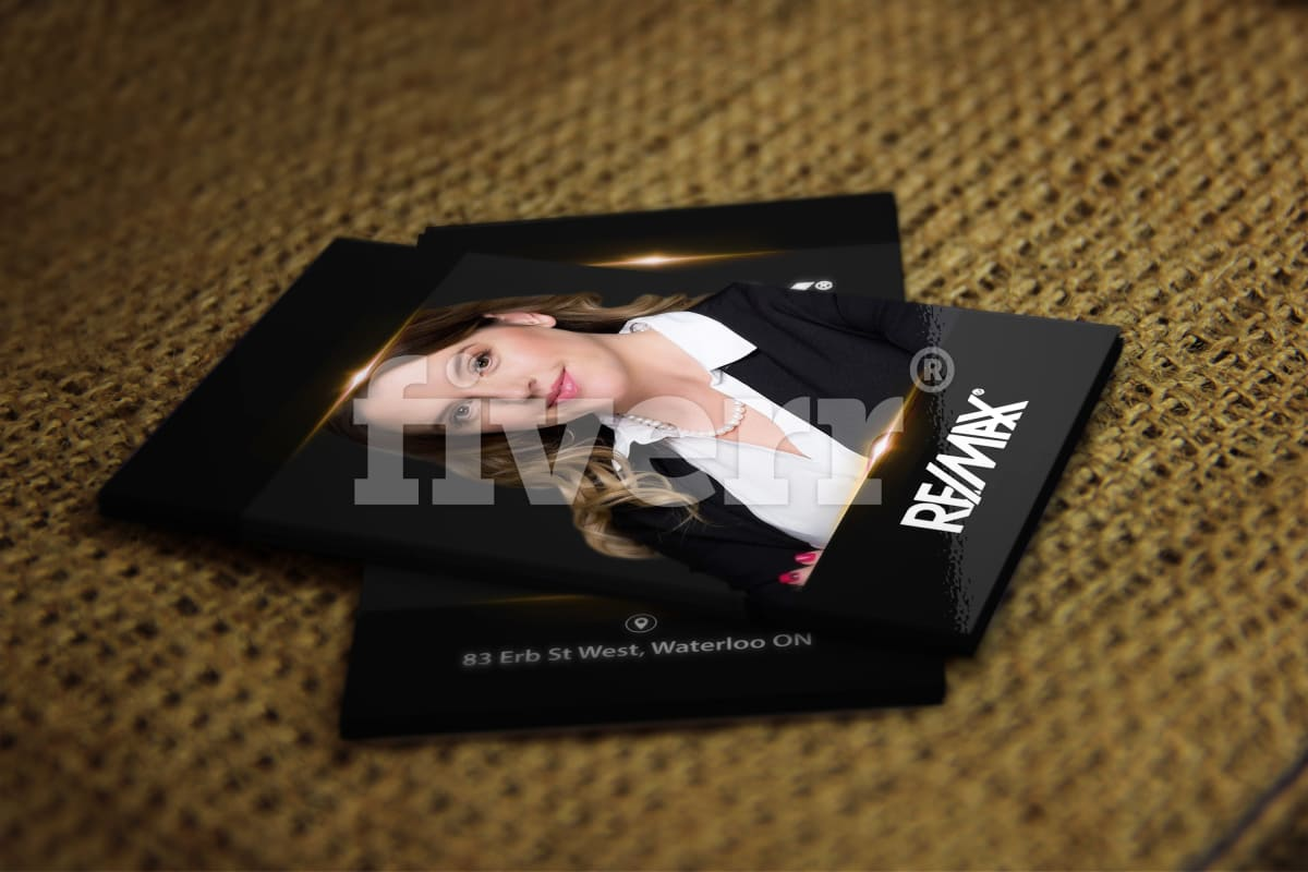 Do outstanding and double sided business card by Pro_graphics_cg