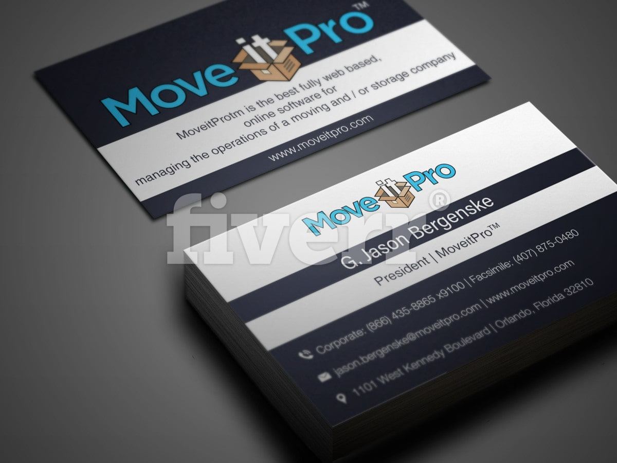 Design professional business card by anishadesign reheart Images