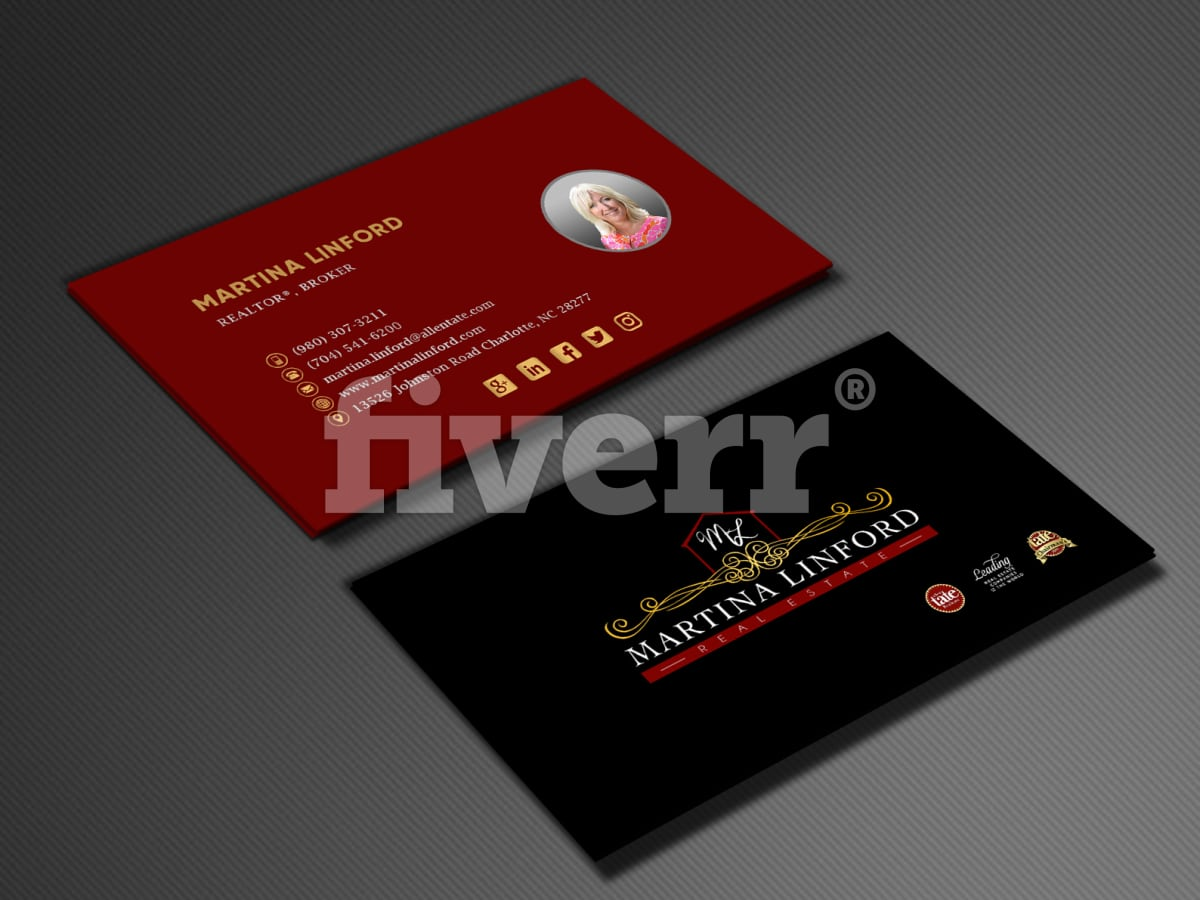 Design luxury business card within 24 hours by solimul123 reheart Choice Image