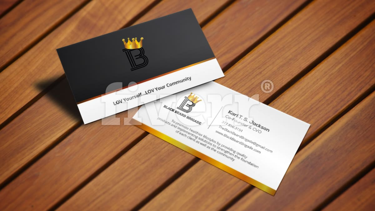Design a professional business card design by creativemelon reheart Choice Image