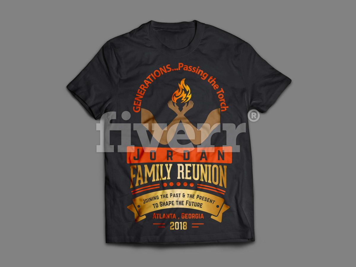 Family Reunion T Shirts Designs Ideas