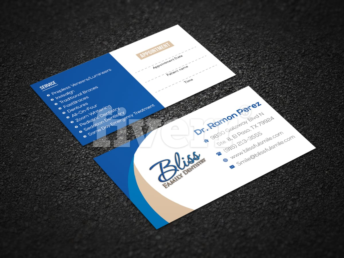 Design outstanding 2sides business card in 24 hrs by azgraphics01 reheart Image collections