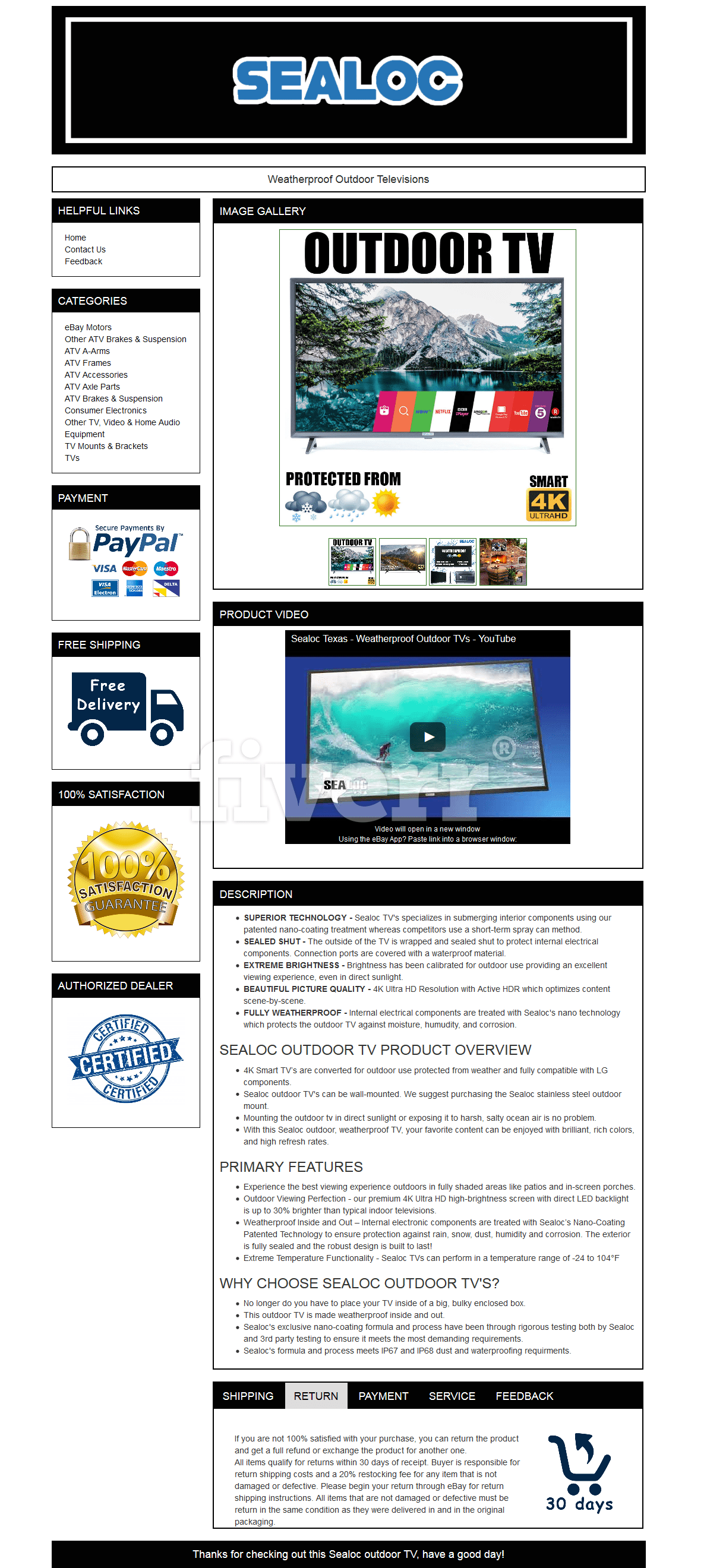 Make ebay html listing template by hamjaiu maxwellsz
