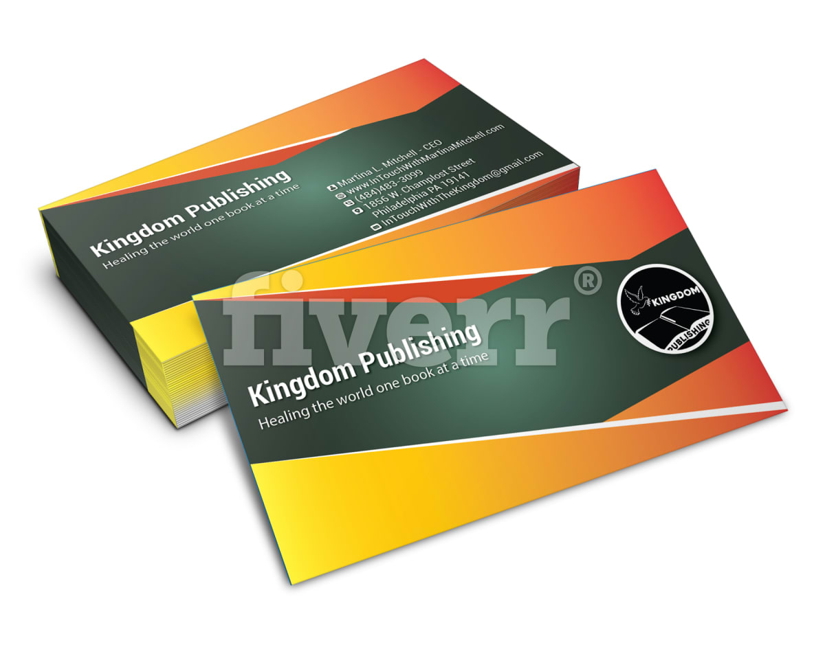 Design business cards and stationery with print ready files by design business cards and stationery with print ready files by designmaster5 colourmoves