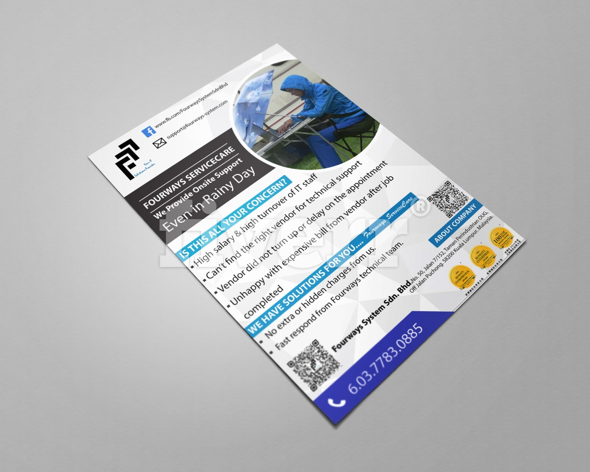 Design event flyers and business brochures in hd quality by yummipro reheart Choice Image
