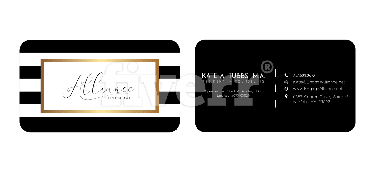 Design eye catching unique business card by susfteam reheart Gallery