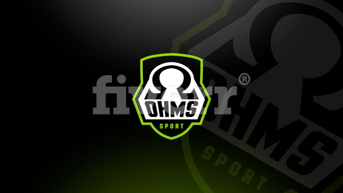 Design A Custom Original Sport Gaming Logo By Vectordesigns