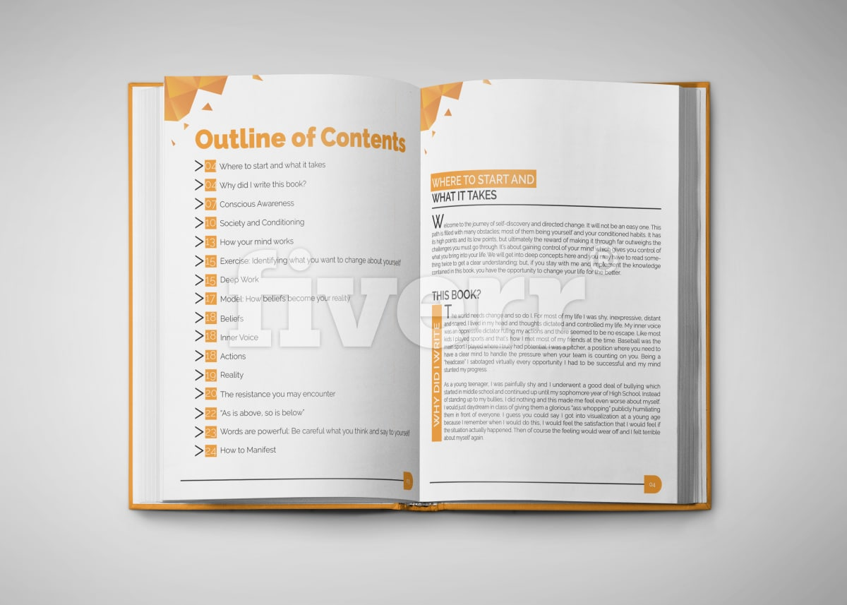 Design Amazing Book Layout And Formatting With Bonus By Creative Bilal Piping Books