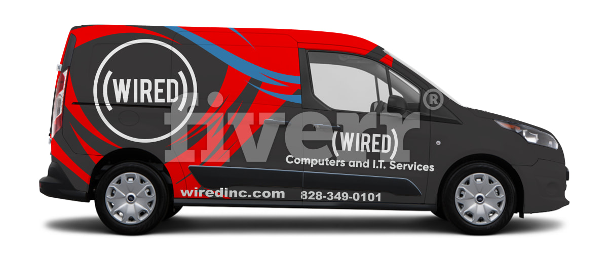 Awesome Car Van Truck Vehicle Wrap Design 4 Hrs By Cpdesignup