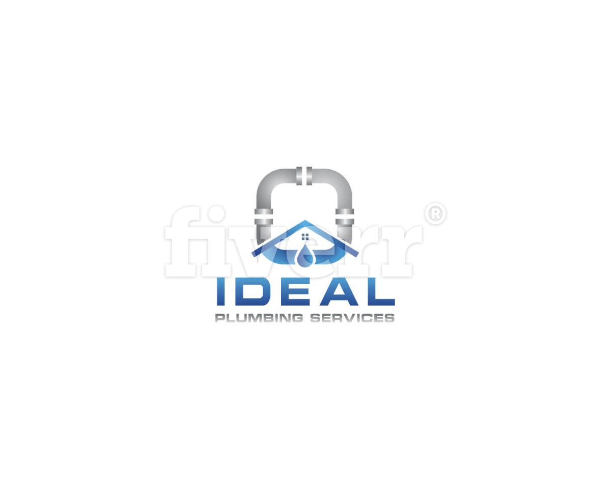 Design Hvac Oil Gas Heating Plumbing Logo By Naimadesign