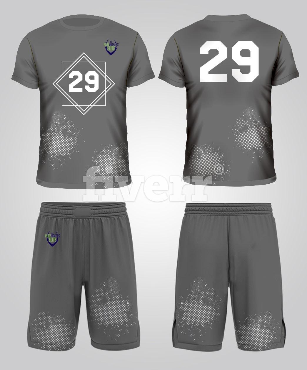 fae3f81a65f Design Best American Football Uniform And 3d Mockup By Graphicsguru11