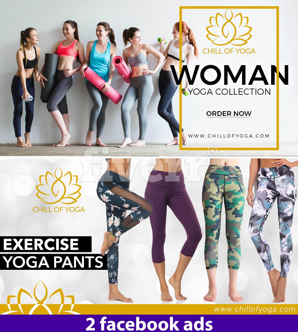 Best Yoga Pants Yoga Pants Facebook Ad