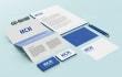 design custom modern minimalist business logo