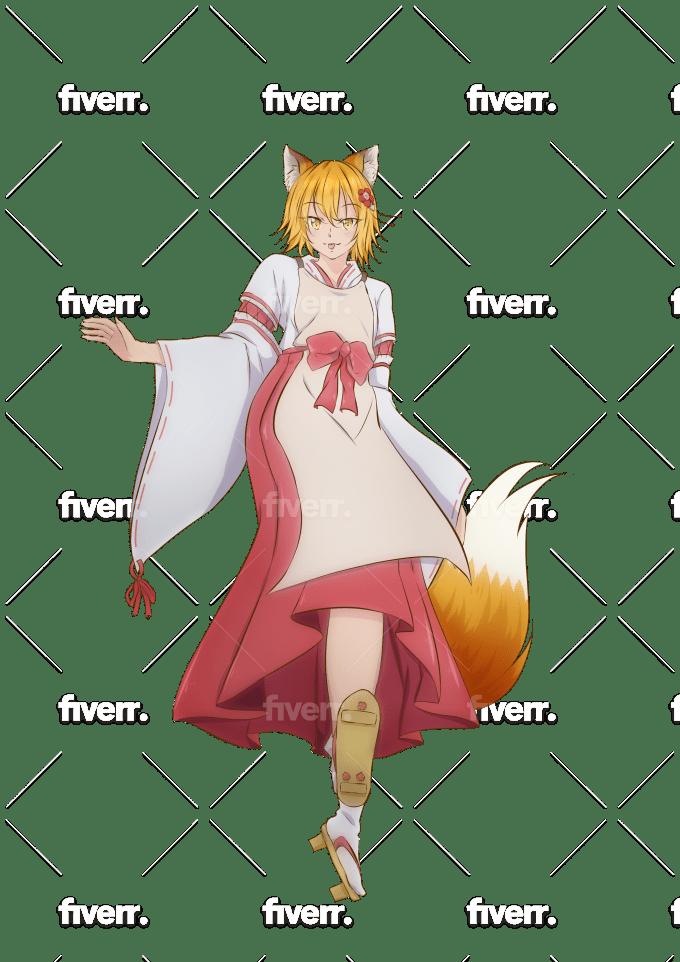 Draw Beautiful Anime Art By Marart05