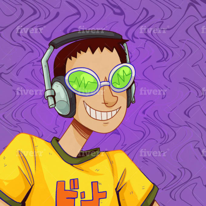 Draw An Icon Pfp In This Style By Mackartr