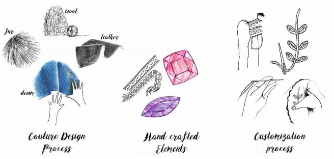 Illustrate Great Fashion Designs By Ayalageva