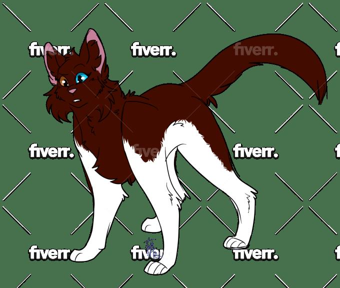 Draw Your Warrior Cat Oc By Chaosaki
