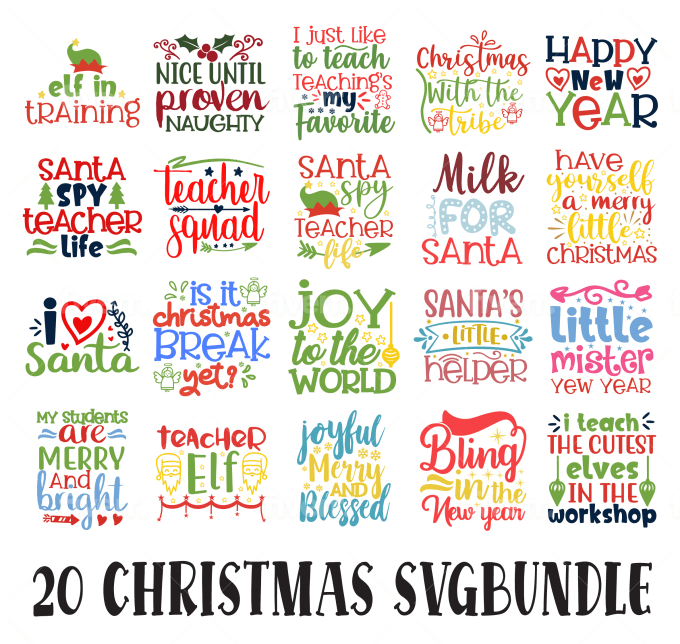 33+ Merry Days / Svg Png Dxf Image