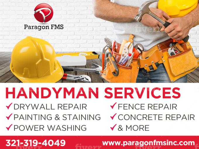 Handyman Ad
