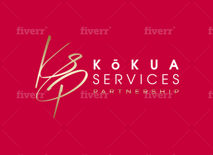 Design Handwritten Monogram Initials Logo By Klodibiba