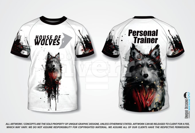 0ab0c53541a Do custom jersey design or sublimation jersey by Uniquedesigne