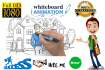 make creative whiteboard videos to achieve your dream
