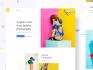design psd web template