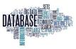 make database using oracle, access, mysql