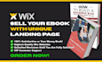 build ebook landing page that generates leads