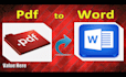 handle PDF word and power point