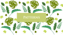 hand draw a professional vector seamless pattern design