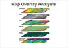 create gis map, vector map, do spatial analysis