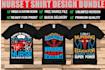 do nurse t shirt design bundle
