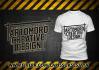 do a amazing tshirt design
