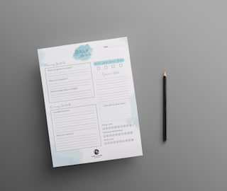 Custom Planner or Calendar Design