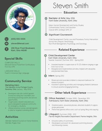 design a stunning resume cv for you fiverr fiverr resume