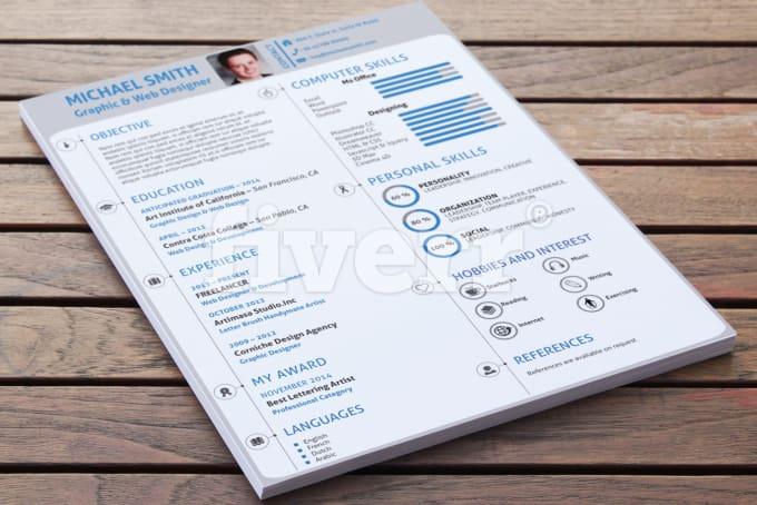 write resume design resume  cv  cl  resume design