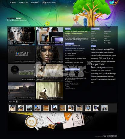 how to create attractive website design