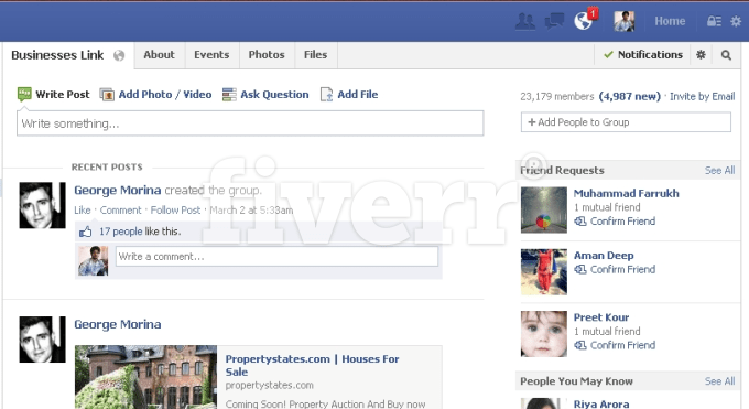 how to leave a group on facebook as admin
