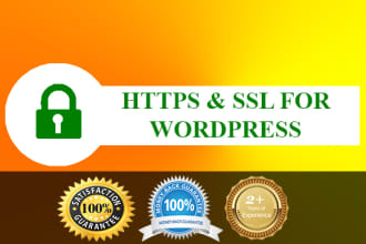setup letsencrypt free SSL cerrificate on wordpress website