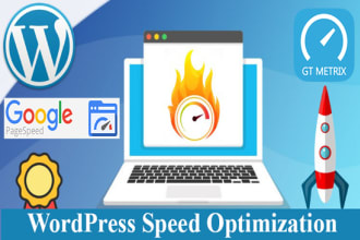 do speed up your wordpress website by optimization