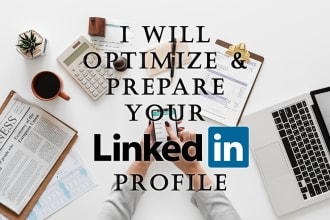 create an awesome linkedin profile for you